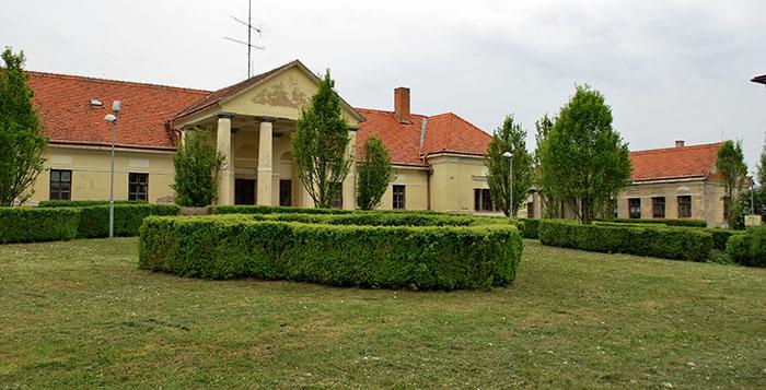 Barokový kaštieľ Kalinčiakovo