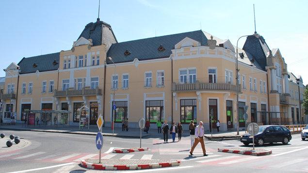 Hotel Lev Levice