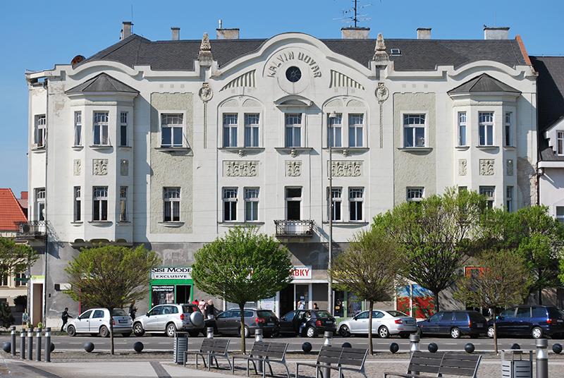 Kalvinsky dvor