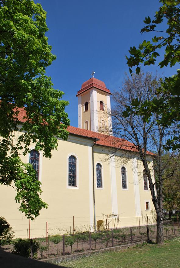 Kostol sv. Jozefa Levice